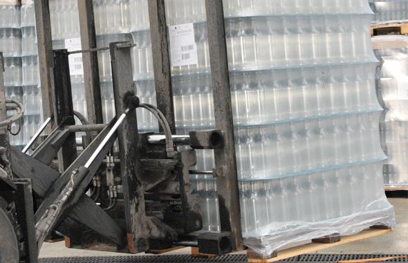 Innovative Beverage Logistics Solutions
